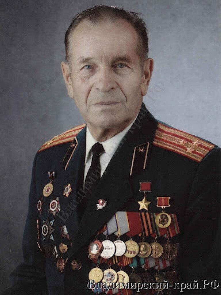 Герои Советского Союза. Гусев Иван Михайлович