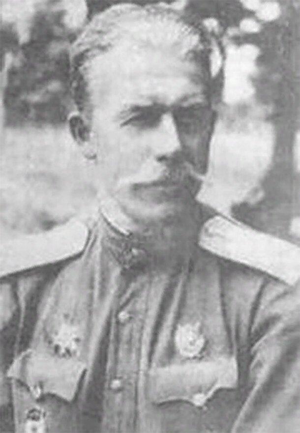 Герои Советского Союза. Гусенко Павел Яковлевич