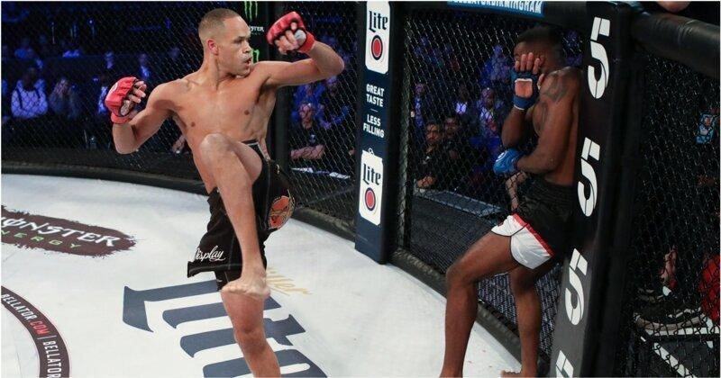 Нокауты в MMA выходят на новый уровень