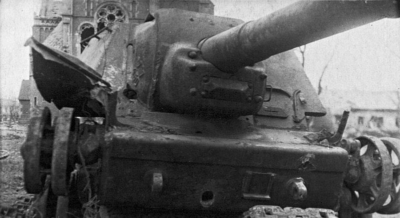 Рассвет городского кошмара: как Красная армия боролась с противотанковым оружием