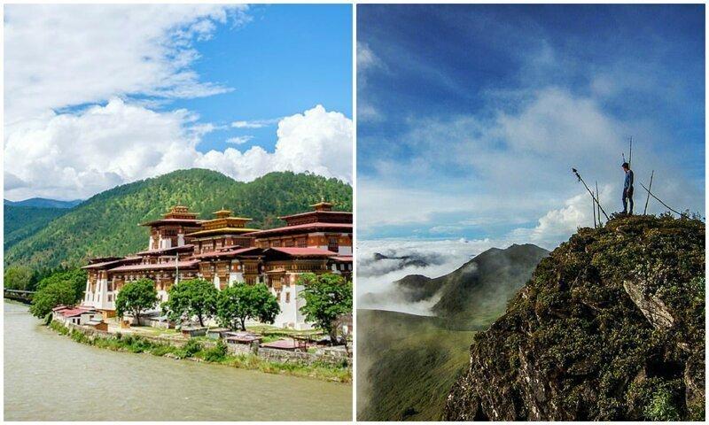 Прогулка по Бутану: величественные красоты маленького королевства