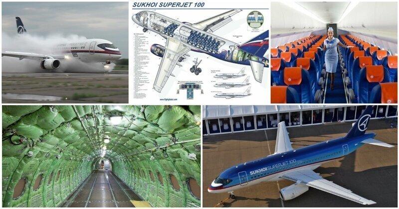 Так ли надежен Sukhoi Superjet 100: все аварии и поломки за 12 лет эксплуатации