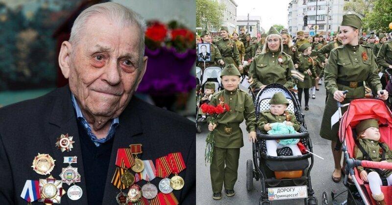 Что ветераны думают о современном праздновании Дня Победы