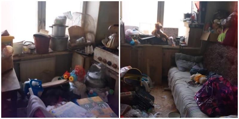 В Петербурге обнаружили 8-летнюю девочку, которая делила квартиру с сотней крыс