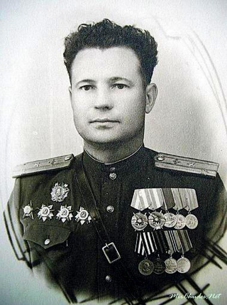 Чтобы помнили. Фёдоров Иван Евграфович