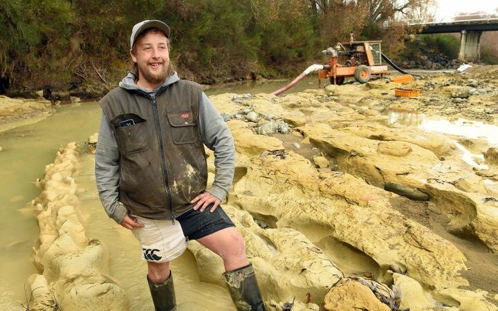 Тракторист пошёл гулять с собаками и сделал находку, которой миллионы лет