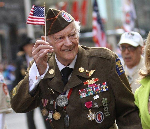 Война глазами ветерана США