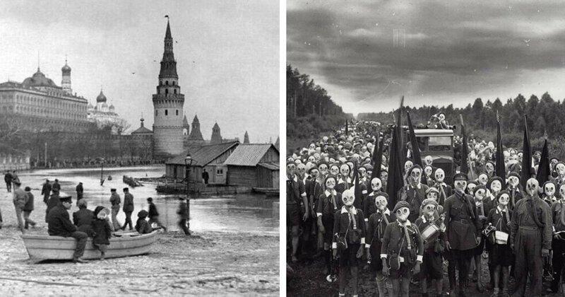 25 исторических фотографий СССР и России, которые обязательно нужно увидеть
