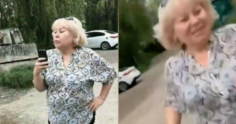 Кубанские страсти: судья напала на девушку и кричала, что на нее наводят автомат