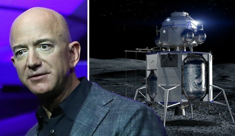 Миллиардер Джефф Безос хочет колонизировать орбиту Земли