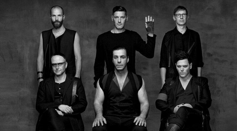 Первый за 10 лет студийный альбом Rammstein слили в сеть