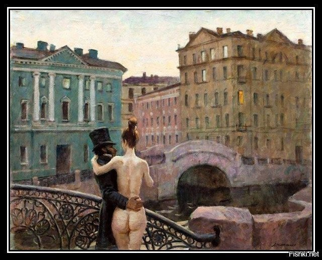 Пушкин был правильный пацан