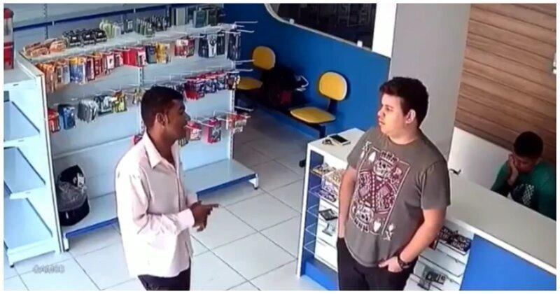 Продавец сработал на опережение