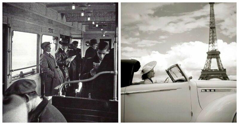 Накануне Второй мировой войны: повседневная жизнь французской столицы в фотографиях 1930-х годов
