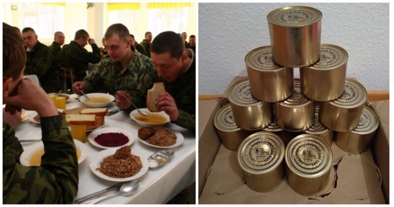 Не в коня корм: в армии отказались от тушенки и «мясорастительных консервов»