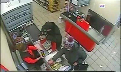 Когда захотел ограбить магазин в России