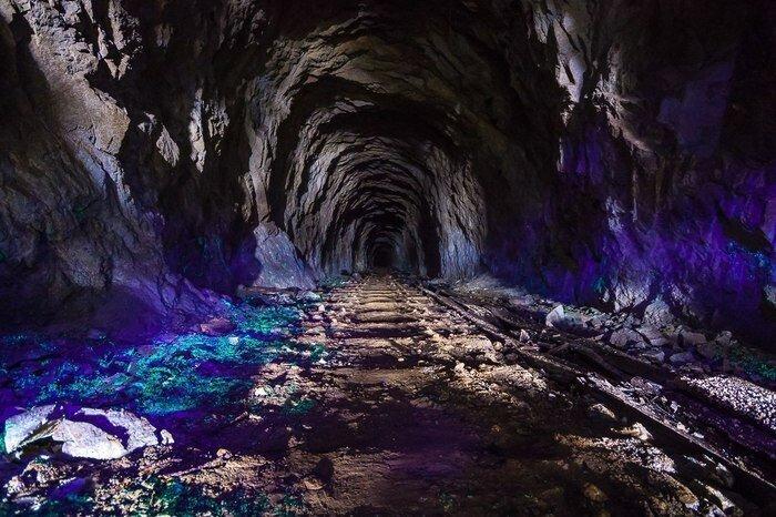Урановые шахты Бештау