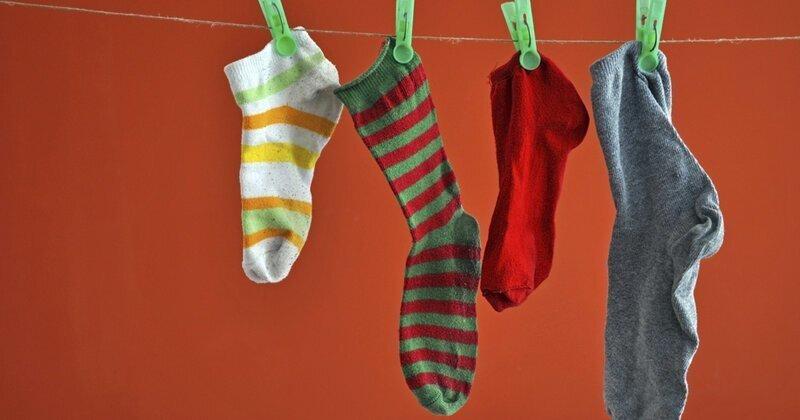 Почему в стиральной машине пропадают носки
