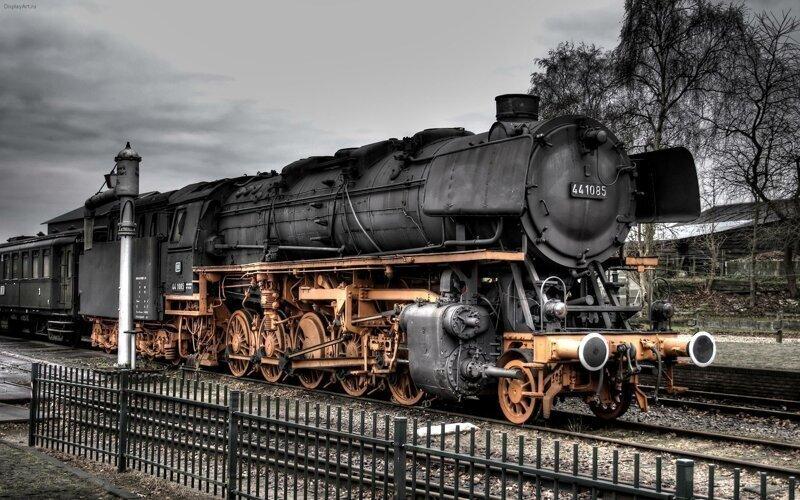 Вокруг света на поезде