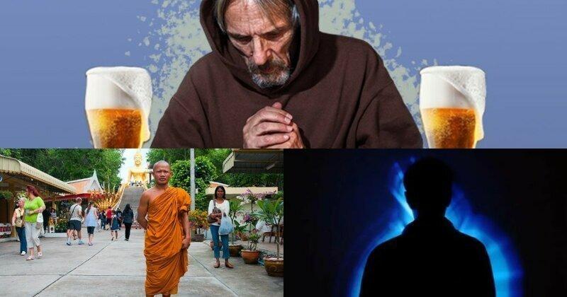 Монастырские истории: 7 интересных фактов о монахах