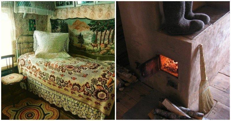 20 трогательных фото русской деревни, которые на мгновение окунут вас в беззаботное детство