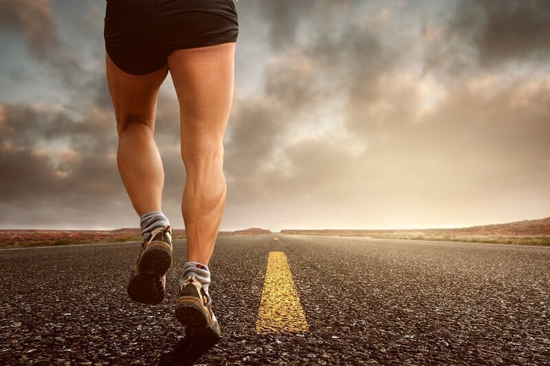 Почему после бега болят ноги?