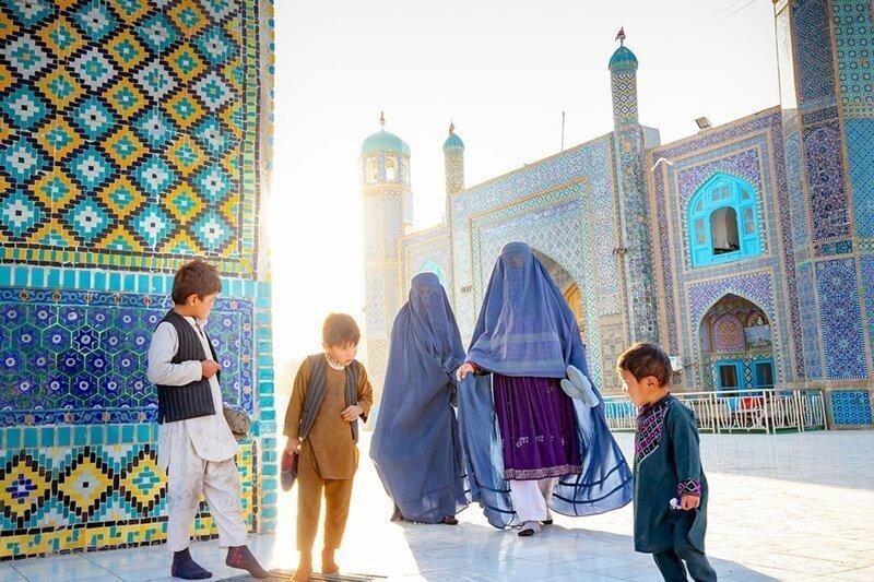 Фотограф из Голландии ломает стереотипы и показывает, как на самом деле живут люди в Афганистане