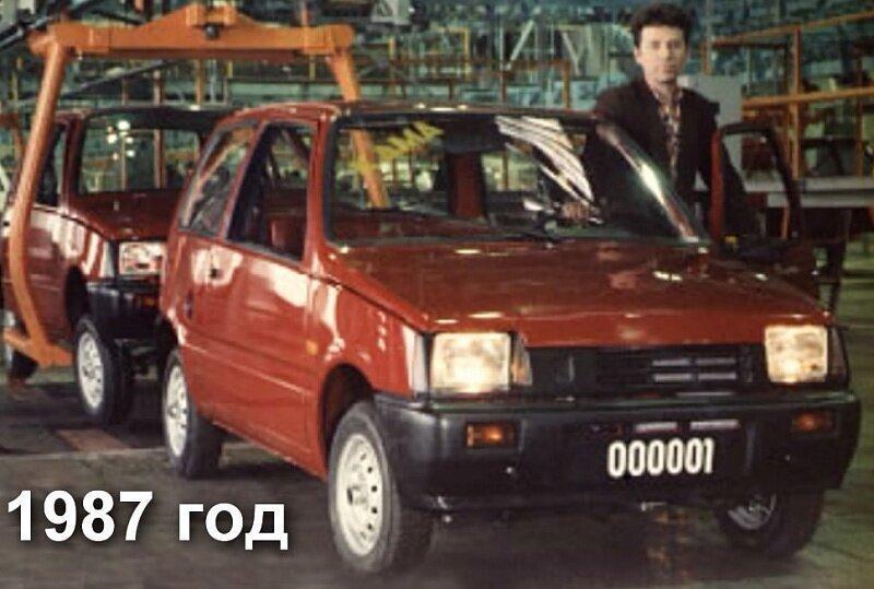 ОКА — микролитражка «КАМАЗа». История одного автомобиля