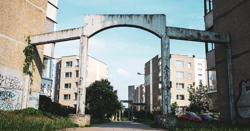 """Экскурсия по местам съемок мини-сериала """"Чернобыль"""""""
