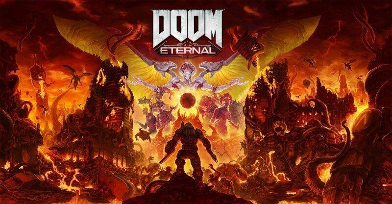 В Аду и Раю станет жарко! Свежий трейлер продолжения игры Doom