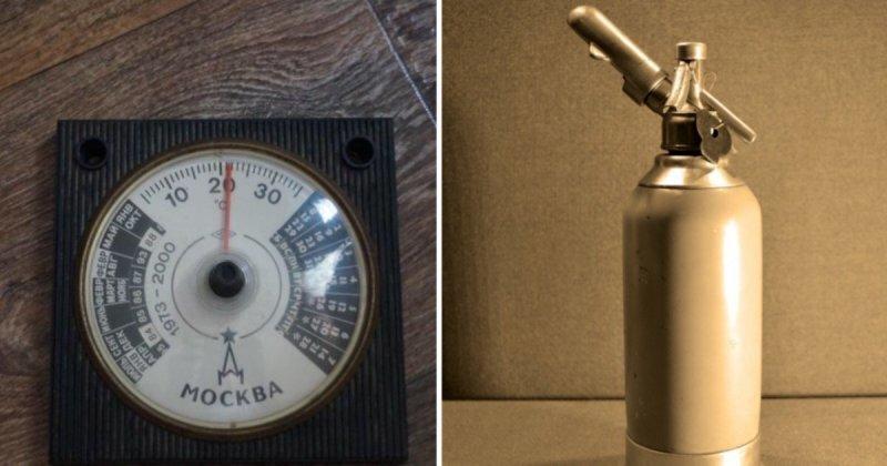 15 любопытных предметов советского времени, которые не зря достали из кладовки