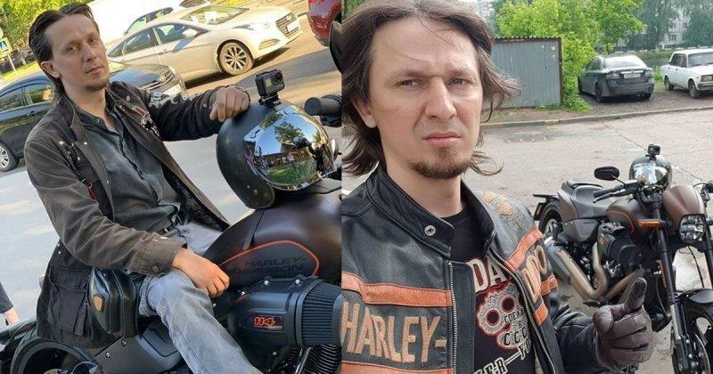 Управлял мотоциклом ногами: в Подмосковье погиб известный мотоблогер Болт