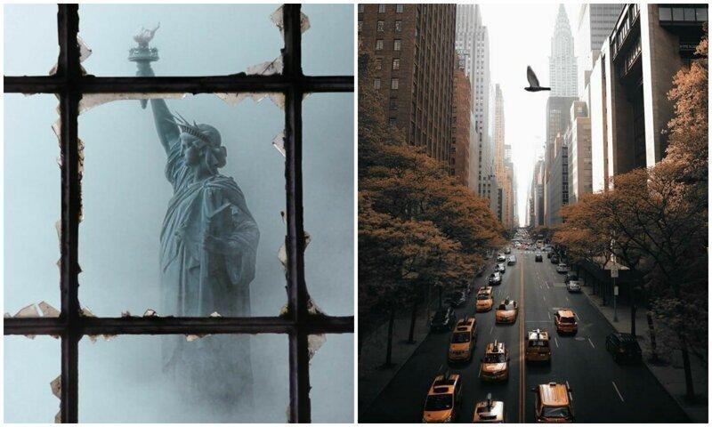 Огни Большого яблока: непривычный взгляд на Нью-Йорк