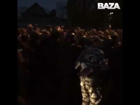 В селе Чемодановка под Пензой – великое вече