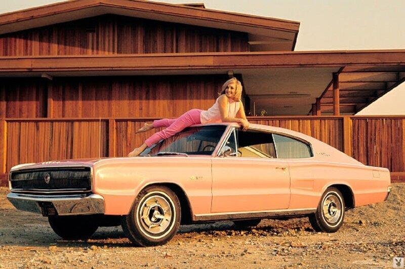 Девушки Playboy 1960-х: ничего неприличного!