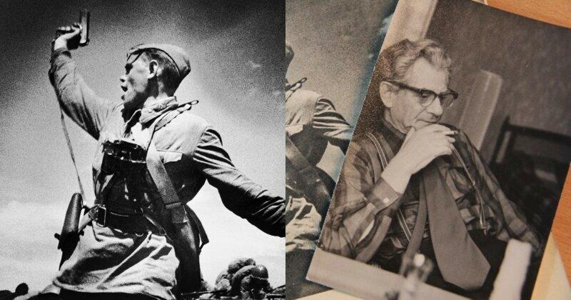 Истории самых известных фото ХХ века: Комбат