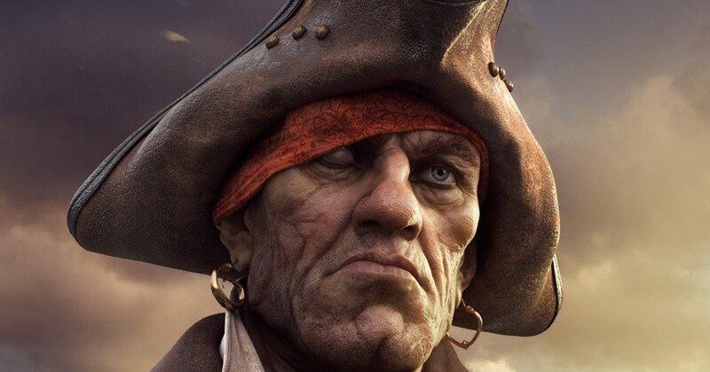Почему пираты носили в ухе серьгу?