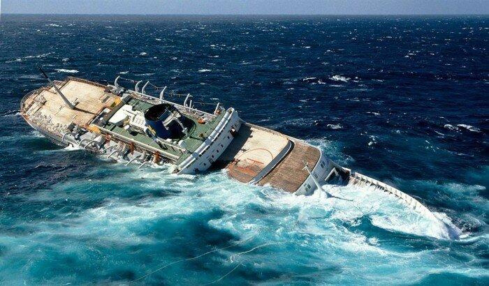 Гибель круизного судна «Oceanos»