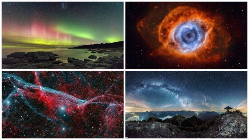 Финалисты конкурса астрофотографии Astronomy Photographer of the Year 2019