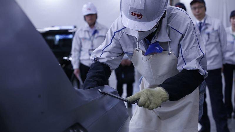Японские традиции и педантичный подход в создании Toyota Century для семьи императора