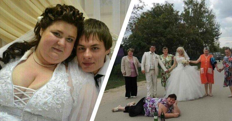 Свадьбы без понтов. Как отмечают бракосочетания в деревнях