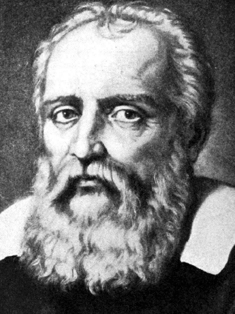 В этот день, в 1633 году, Галилео ГАЛИЛЕЙ отрекся от своих открытий