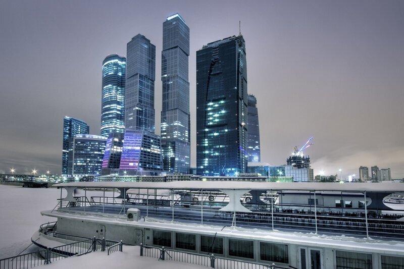 Почему в России мало небоскребов?