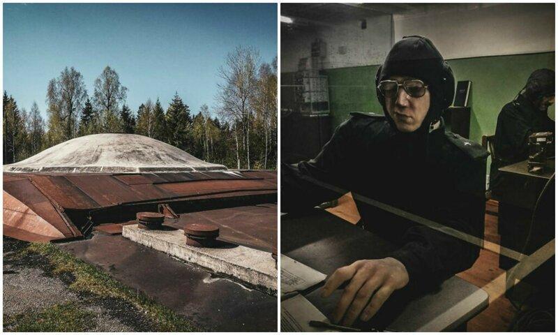 Прогулка по советской ракетно-ядерной базе в Литве