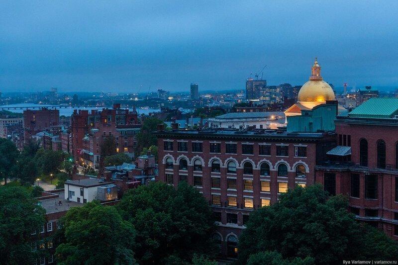 Бостон: город студентов, ирландцев и крыс. Путевые заметки, день 10