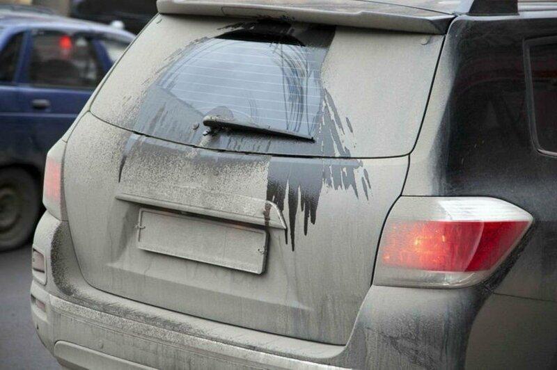 За грязные номера водителей будут лишать прав