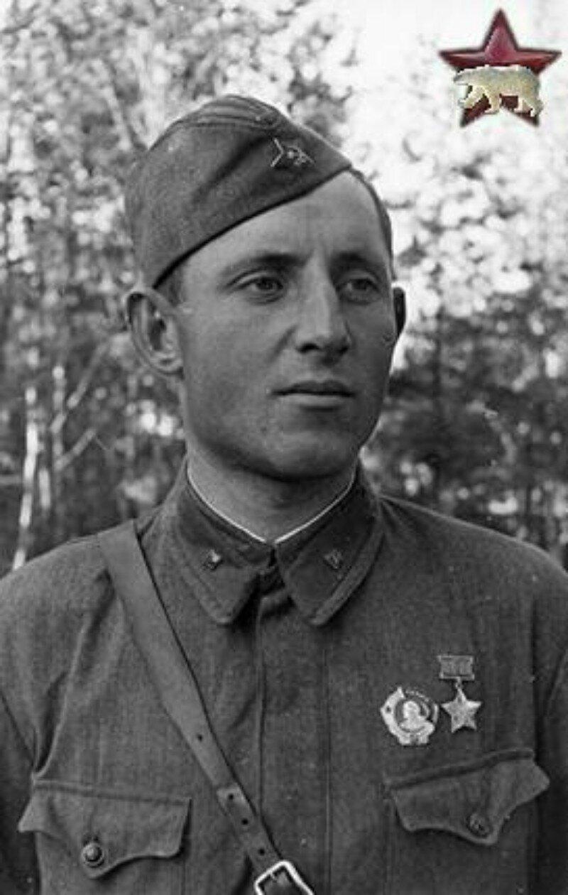 В этот день (01.07.1919) родился Герой Советского Союза Середа Иван Павлович