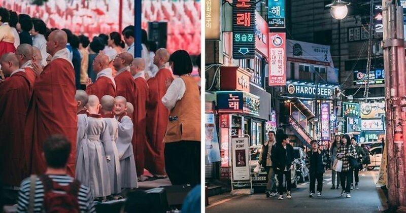 30 снимков Сеула от фотографа, влюбленного в этот город