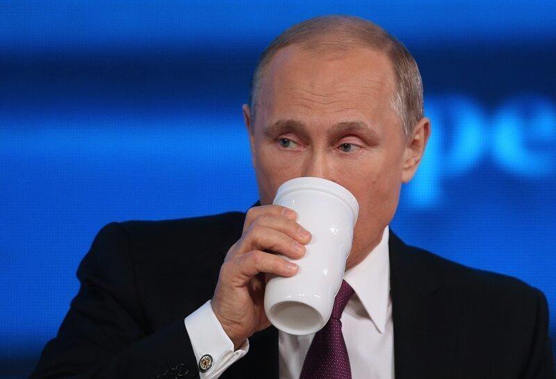 Термокружка Путина стала хитом продаж в китайских магазинах