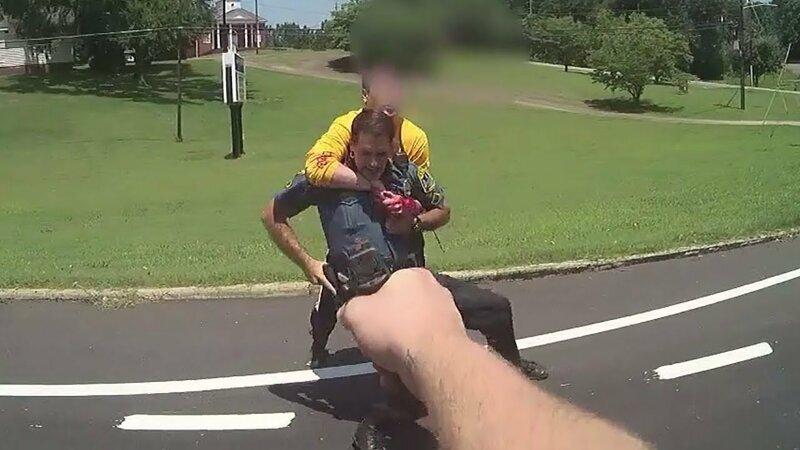 Очередной самоубийца при помощи полиции!